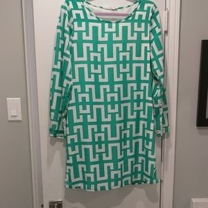 Greek Key dress